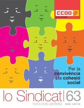 63. lo Sindicat - CCOO de Catalunya