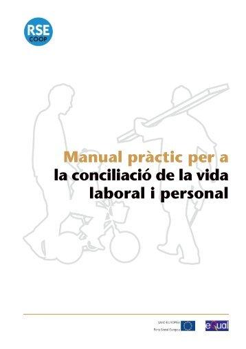 Manual pràctic per a la conciliació de la vida laboral i personal