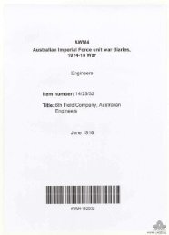 AWM4, 14/25/32 - Australian War Memorial