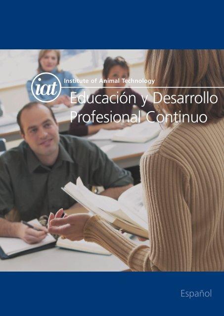 Educación y Desarrollo Profesional Continuo