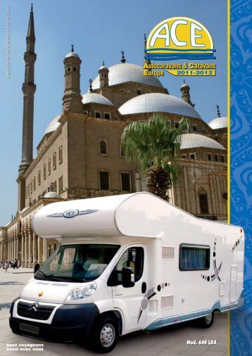 Autocaravans & Caravans Europe - ACE Caravans