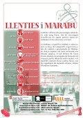 Llenties i Marabú - Escarlata Circus - Page 4