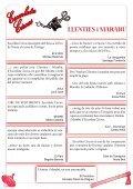Llenties i Marabú - Escarlata Circus - Page 7