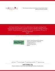 Redalyc.Prevalencia de Fasciola hepatica en ganadería de altura ...