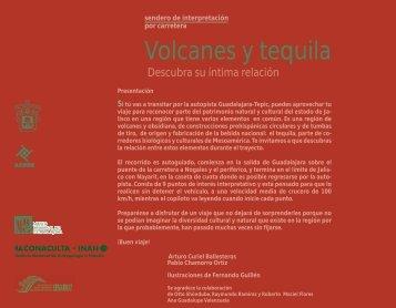 Volcanes y tequila - ANEA