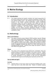 9. Marine Ecology - Redcar and Cleveland Borough Council
