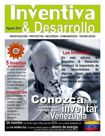 Revista Inventia.pdf - Fundacite Amazonas