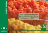 DOCUMENTO ORIENTATIVO DE ESPECIFICACIONES ... - Hostecor
