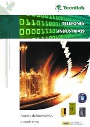 Telefones IndusTrIaIs - VectWeb SM