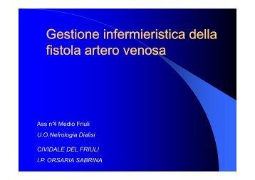 gestione fav sabrina - Medio Friuli