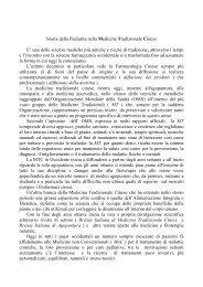 Storia della Pediatria nella Medicina Tradizionale Cinese E' una ...