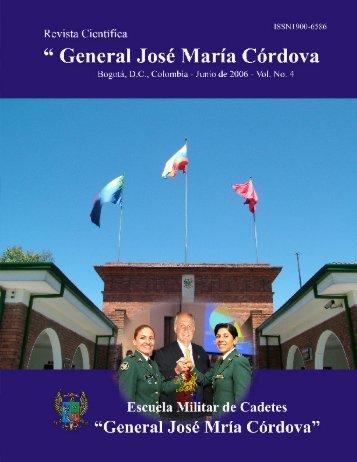 Revista Cientifica N.. - Escuela Militar de Cadetes