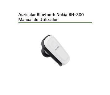 Nokia bh-501 manual pdf