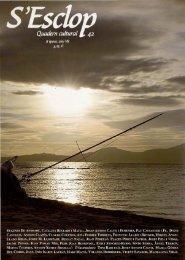 S'Esclop - Biblioteca Digital de les Illes Balears - Universitat de les ...