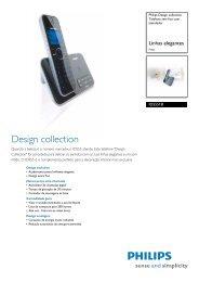 ID5551B/PT Philips Telefone sem fios com atendedor - Magnavox