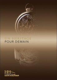 France - Fondation De La Haute Horlogerie
