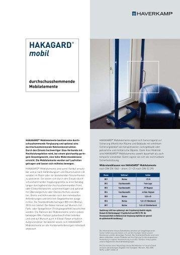HAKAGARD mobil - HAVERKAMP GmbH