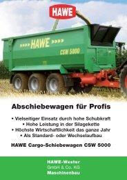 PDF-Download - HAWE Wester