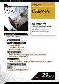 podràs accedir al llibret amb tota la informació ... - Turisme Calafell - Page 4