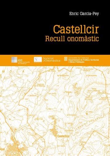 Castellcir - Societat d'Onomàstica