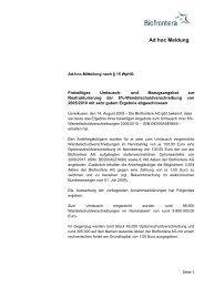 Ad hoc Meldung - Hd-innovation.de