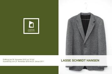 LASSE SCHMIDT HANSEN - Heidelberger Kunstverein