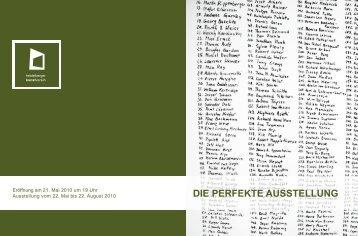 Download Heft zur Ausstellung (pdf) - Heidelberger Kunstverein