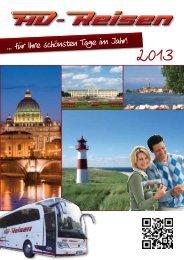 Katalog als PDF sichern - HD Reisen