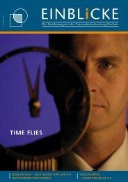 Time Flies als PDF lesen - Unternehmensberatung Heckner