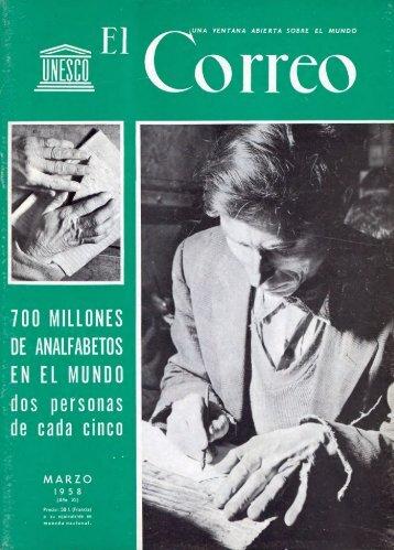 700 millones de analfabetos en el mundo: dos ... - unesdoc - Unesco