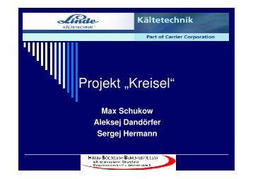 "Projekt ""Kreisel"""