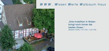 Veranstaltungsinformation - Udo Heidemann GmbH