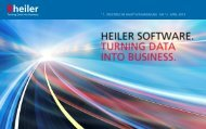Title in Black. - Heiler Software AG