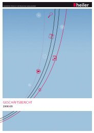 Dokument - Heiler Software AG