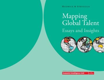 Mapping Global Talent: Essays and Insights - Heidrick & Struggles