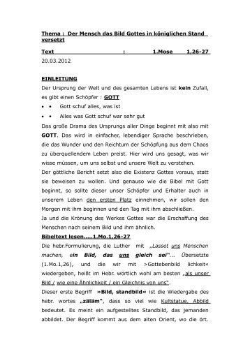 Predigt lesen - 03. Juni 2012 - Die Heilsarmee