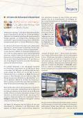 Jahresbericht 2011 (inkl. Spartenrechnung) - Die Heilsarmee - Page 7