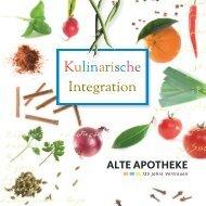 Das Kochbuch - Alte Apotheke