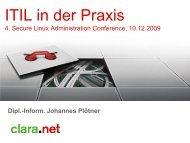 ITIL in der Praxis - Heinlein