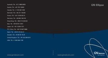 GN 3700 GN Ellipse