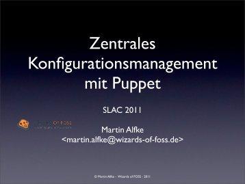 Puppet - Heinlein