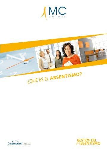 ¿Qué es el absentismo laboral? - MC Mutual