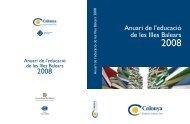 L'Anuari de l'Educació de les Illes Balears de 2008 - Colonya, Caixa ...