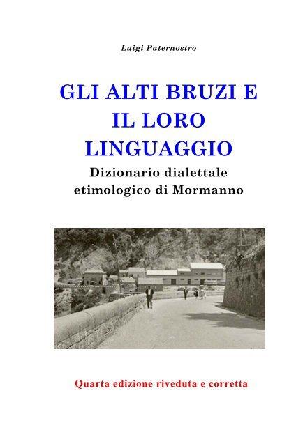 Tutto il libro in pdf (2,4 Mb) Ferdinando Paternostro