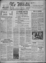 Nationalisations - Bibliothèque de Toulouse