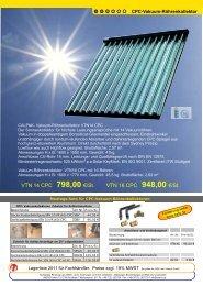 Solarkollektor Speicher - Uberich.de