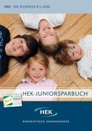 HEK-JUNIORSPARBUCH H