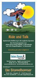Ride and Talk - Helen Doron Early English