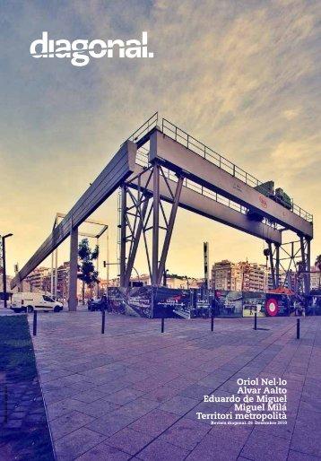 Oriol Nel·lo Alvar Aalto Eduardo de Miguel ... - Revista Diagonal