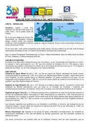 guia de port d'escala del mediterrani oriental - Viajeros Online